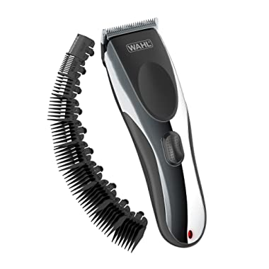 Wahl Clipper Rechargeable Cord/Cordless Haircutting & Trimming Kit for Heads, Beards & All Body Grooming - Model 79434
