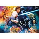 """Star Wars - """"The Force Is Strong With This One"""" - 2000-piece Jigsaw Puzzle"""
