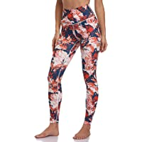 Colorfulkoala Women's High Waisted Pattern Leggings Full-Length Yoga Pants