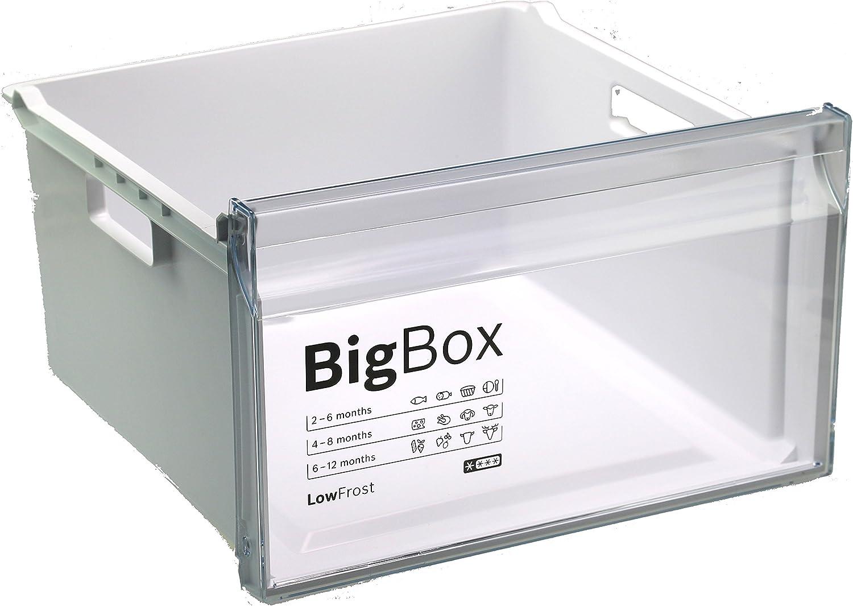 Bosch/Siemens BigBox para congelador, frigorífico, nevera ...
