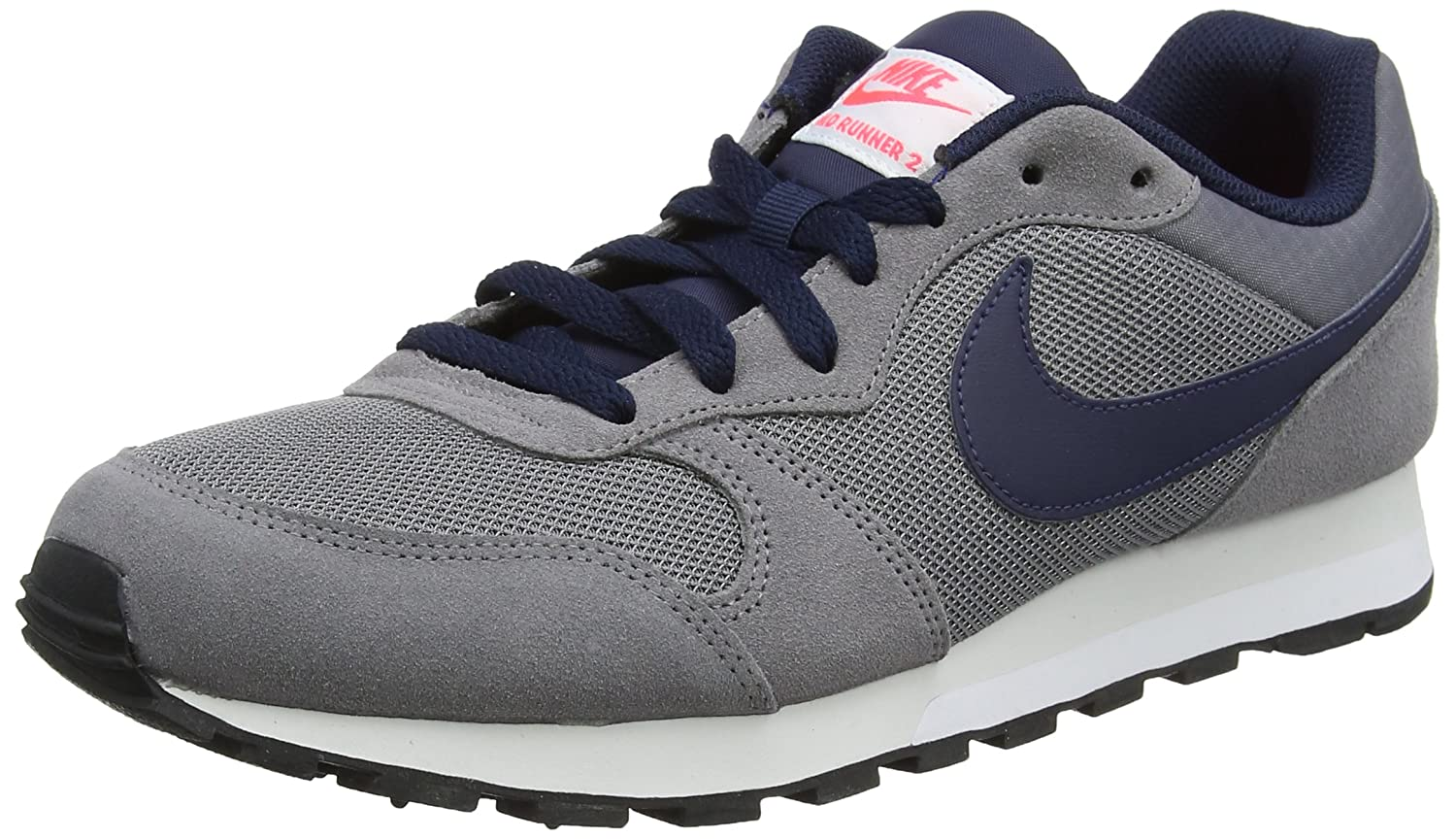 buy online 5fc1b d7495 Amazon.com  NIKE Men s MD Runner 2 Shoes  Sports   Outdoors