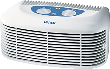 Vicks CLEANAIR purificador de aire de tipo HEPA: Amazon.es ...
