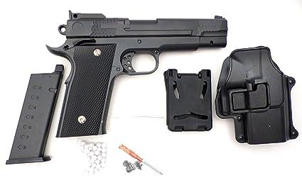 Airsoft de armas Juego de metal pistola Gun de Sniper G20 + Muelle, Sports de