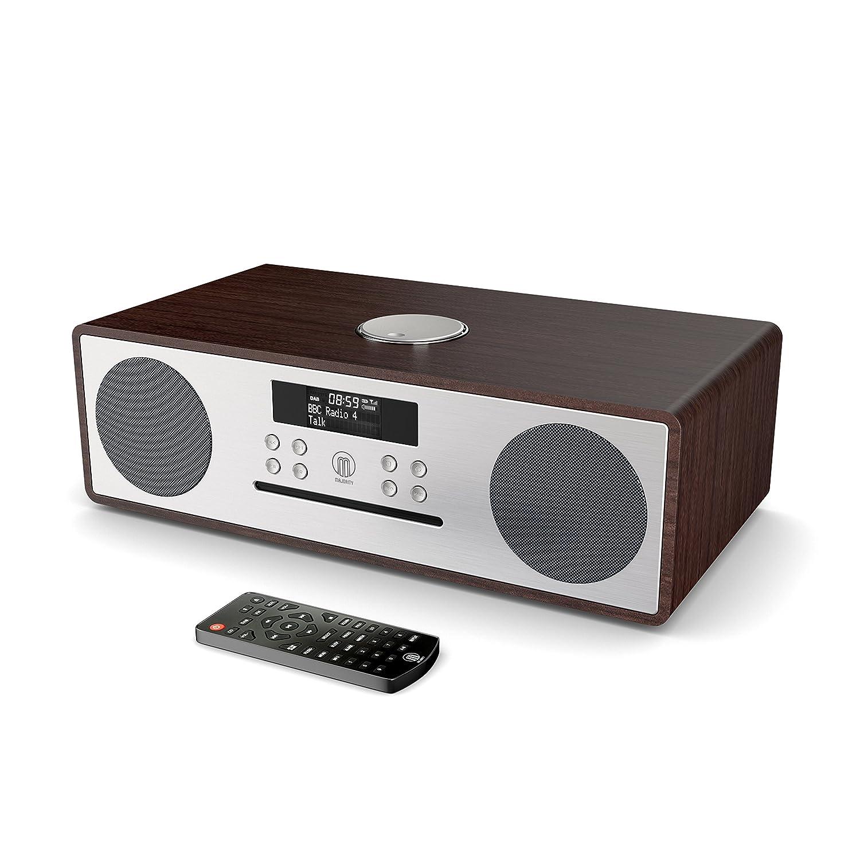 Oakington DAB/DAB+ Digitales Radio, CD-Player: Amazon.de: Elektronik