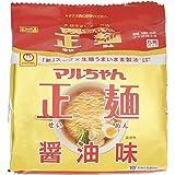 マルちゃん正麺 醤油味 5食