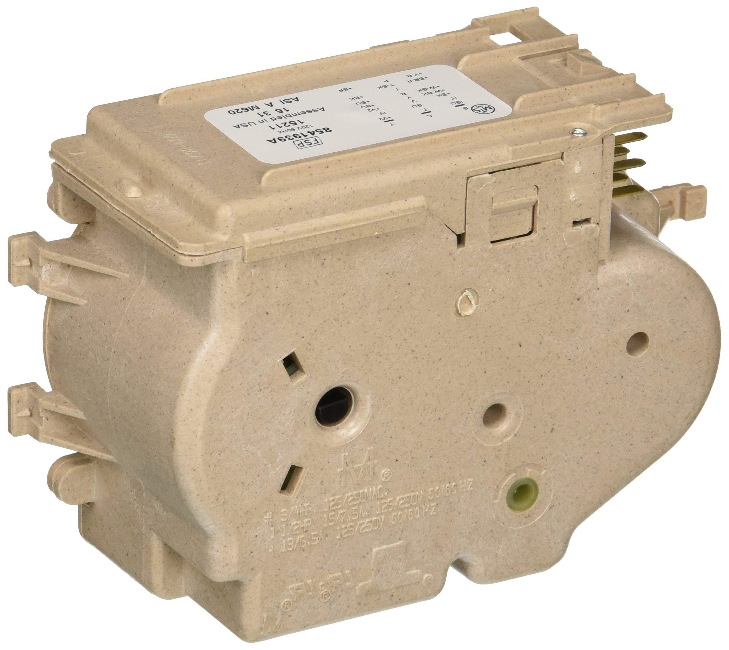 8541939 Whirlpool Washer Timer Renewed SAME DAY SHIP by Whirlpool (Image #2)