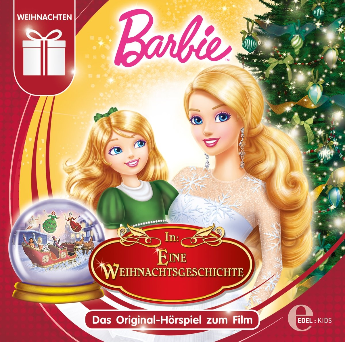 Eine Weihnachtsgeschichte-Original Hörspiel Z.Film - Barbie: Amazon ...