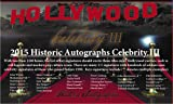 Hollywood Celebrity III by Historic Autograph Co