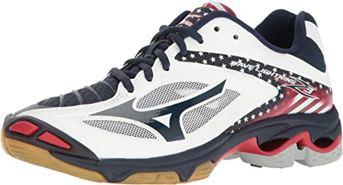 mizuno womens volleyball shoes size 8 xl juegos kick dress video