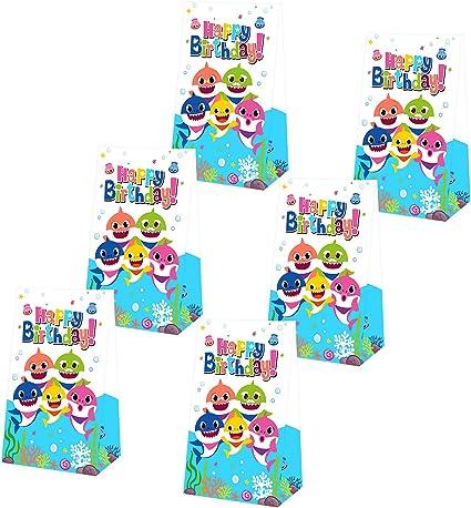 Amazon.com: Paquete de 24 bolsas de regalo de Yamatch ...