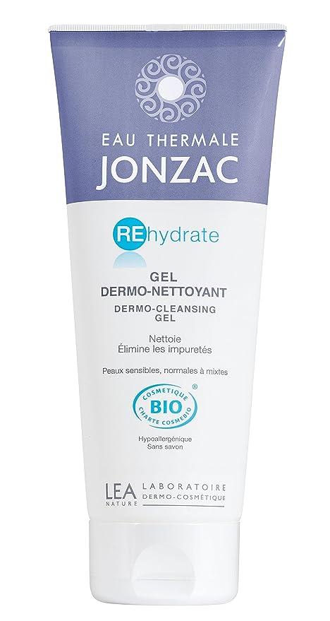 81d77ab54cbe Eau thermale jonzac gel dermonettoyant visage 200 ml - cosmetique ...