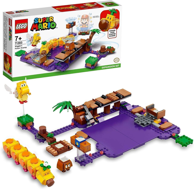 レゴ(LEGO) スーパーマリオ ハナチャン と フリフリアクション チャレンジ 71383