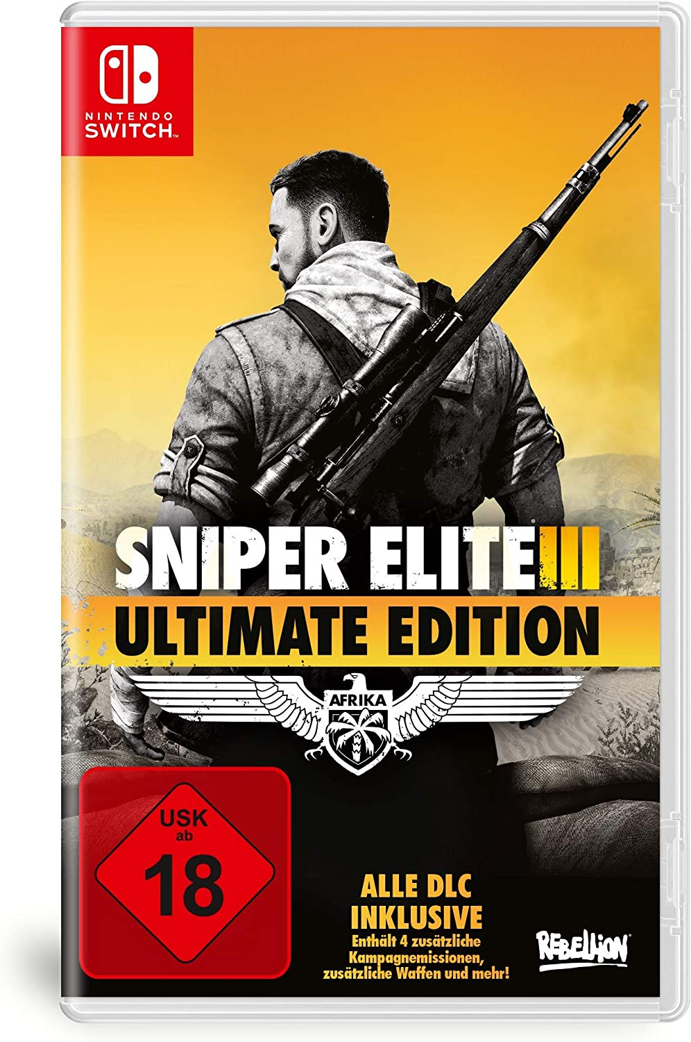 Sniper Elite 3 ULTIMATE EDITION - Nintendo Switch [Importación ...