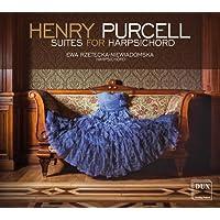Purcell : Suites pour clavecin. Rzetecka-Niewiadomska.
