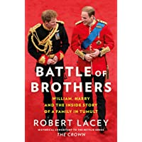 Battle of Brothers: You've heard from one side – now read the full, true story of the royal family in crisis