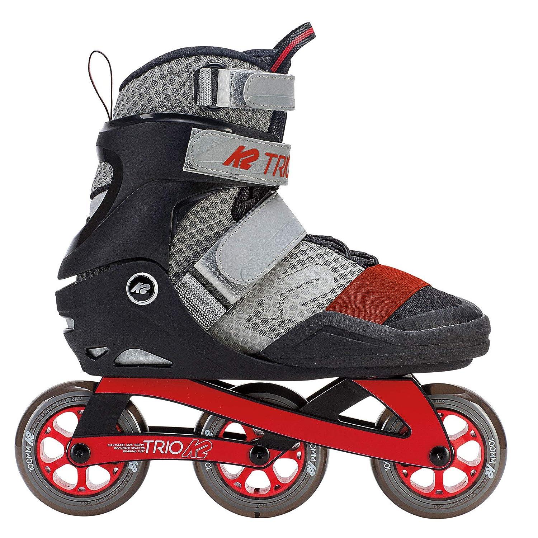 93206cc23ec56a K2 Damen Herren Fitness Inline Skates Trio 100  Amazon.de  Sport   Freizeit