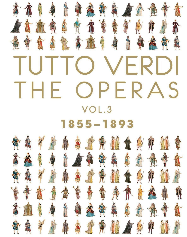 Tutto Verdi Operas 3 (18551893) [Blu-ray] [Import] B00EYA7X7K