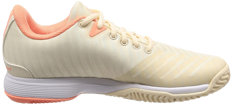 Adidas Damen Barricade Barricade Barricade Court Tennisschuhe, weiß, EU Mehrfarbig (Tincru/Cortiz/Ftwbla 000) d69077
