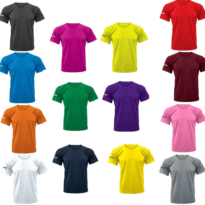 Zeus T-Shirt Basic Camiseta Manga Corta Para Hobre Relax Hombre ...