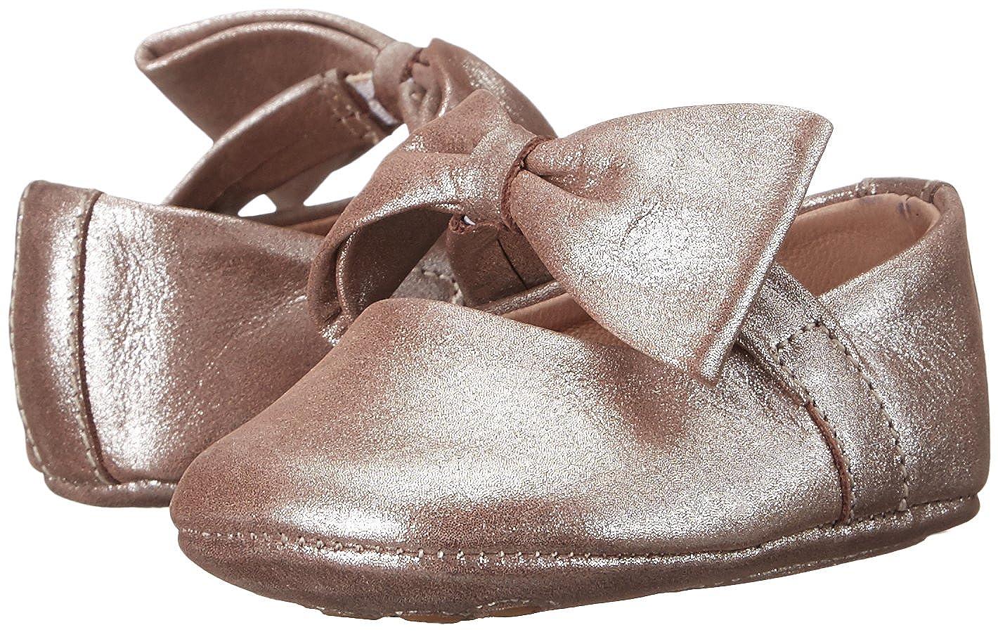 Elephantito Kids Baby Ballerina with Bow-K Crib Shoe