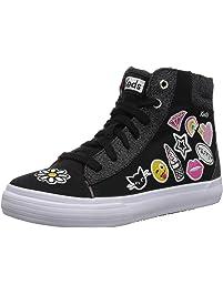 Keds Girl's Double Up Hi Top Sneakers