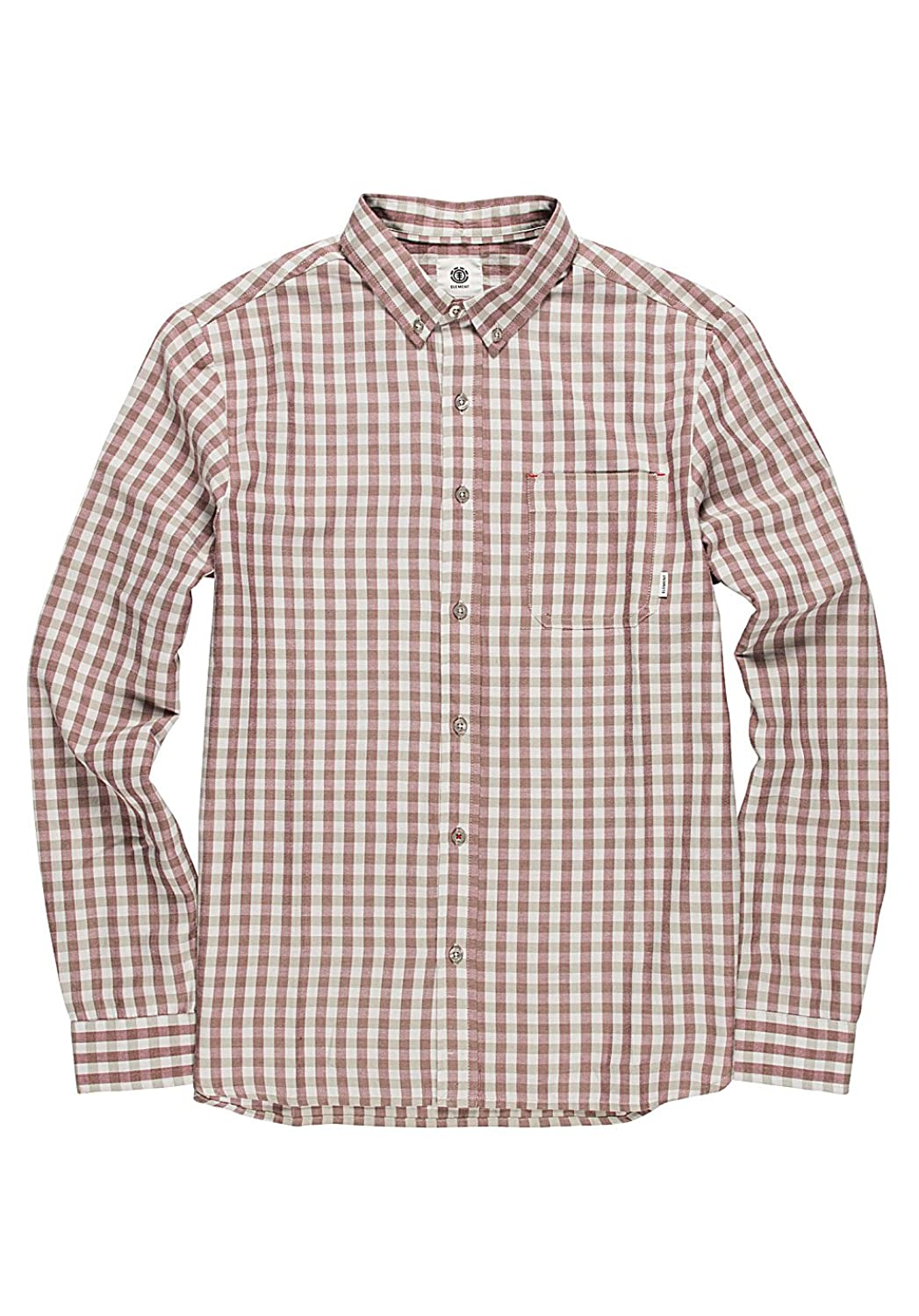 Herren Hemd lang Element Buckley Shirt LS