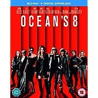 Ocean's 8 [Blu-ray] [2018]