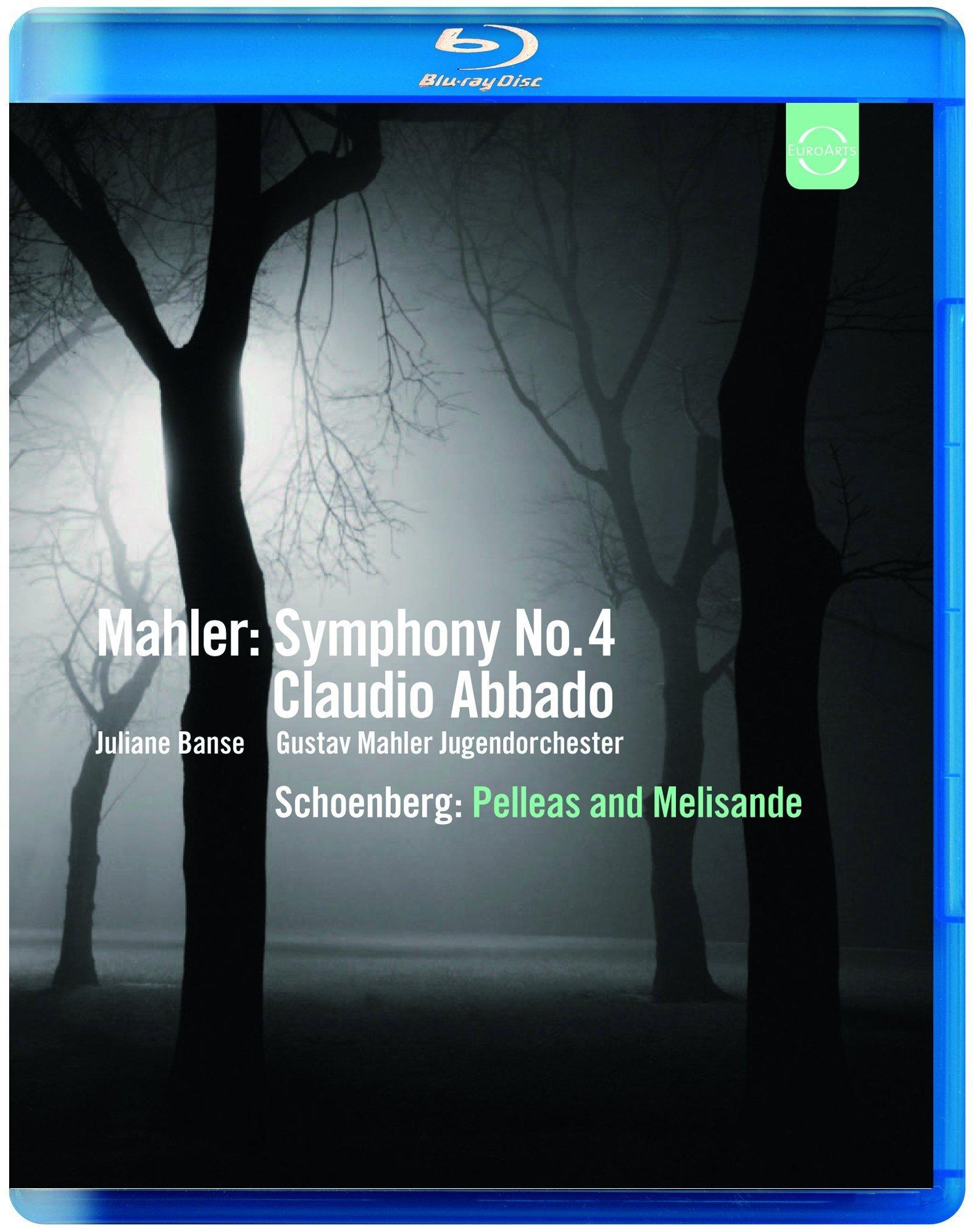 Blu-ray : Claudio Abbado - Symphony No. 4 /  Pelleas & Melisande (Blu-ray)