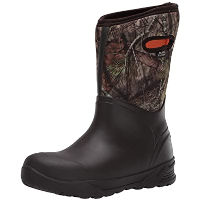 Amazon.com | BOGS Men's Mitchell Extreme Waterproof Rubber Hunting Boot | Rain