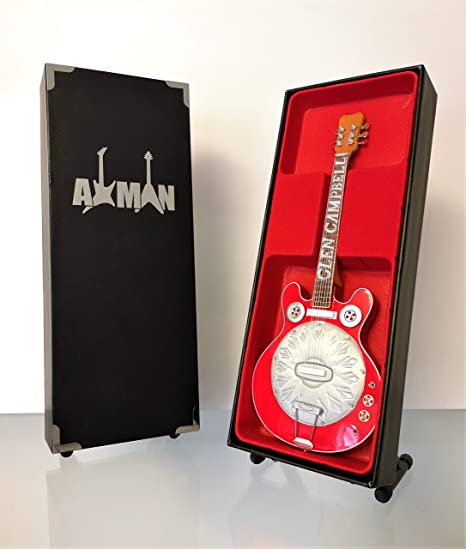 Glen Campbell - Resonador eléctrico Dobro Californiano - Réplica ...