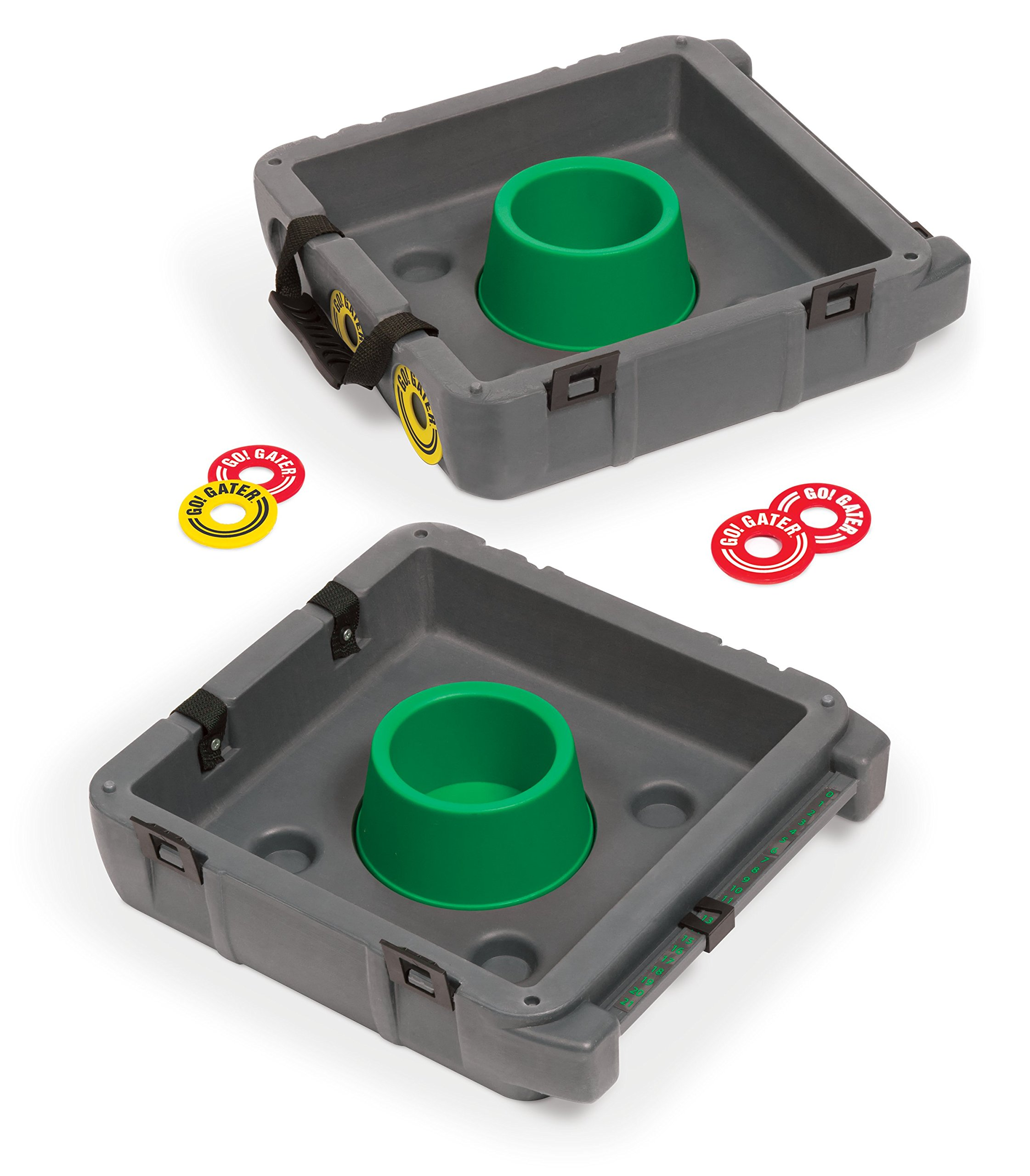 Go! Gater Washer Toss Set with Molded Case by EastPoint Sports