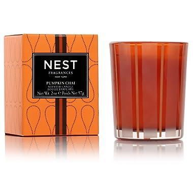 NEST Fragrances Votive Candle- Pumpkin Chai , 2 oz