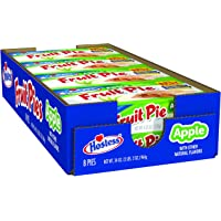 Hostess Fruit Pie, Apple, 4.25 Ounce, 8 Count - SET OF 2