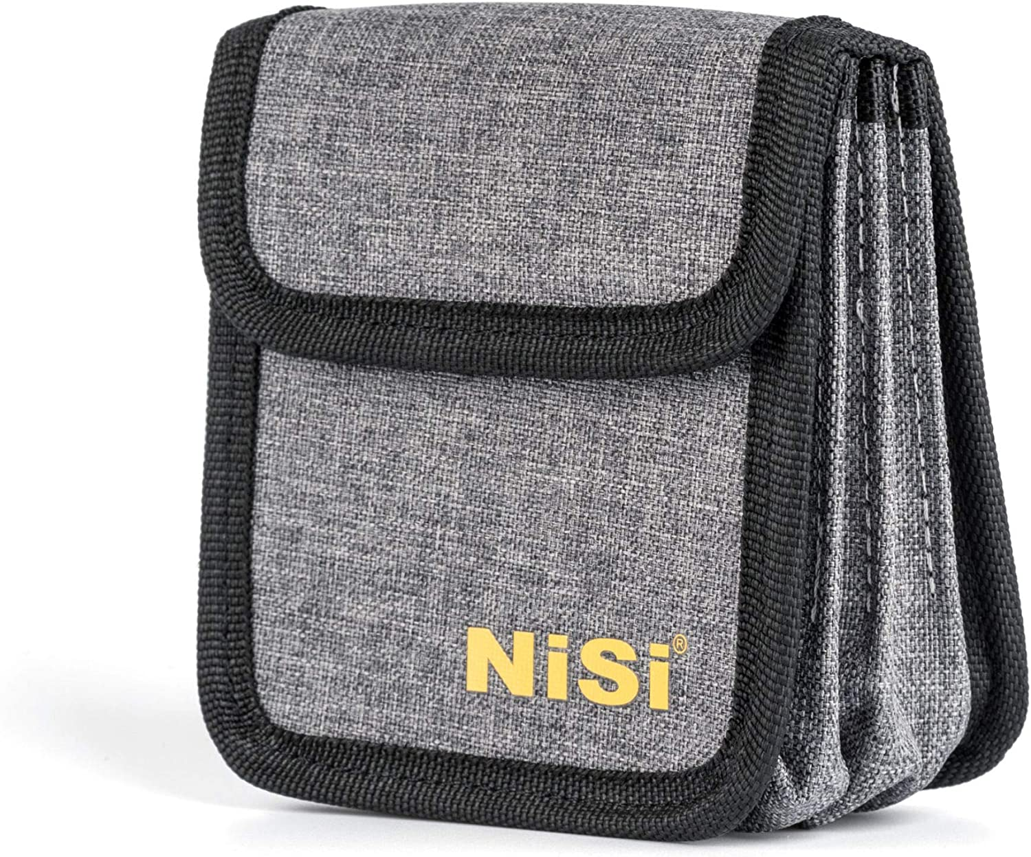 Ikan NiSi Zipper Soft Case for Four Round Filters