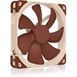 Noctua NF-A14 FLX, Premium Quiet Fan, 3-Pin (140mm, Brown)