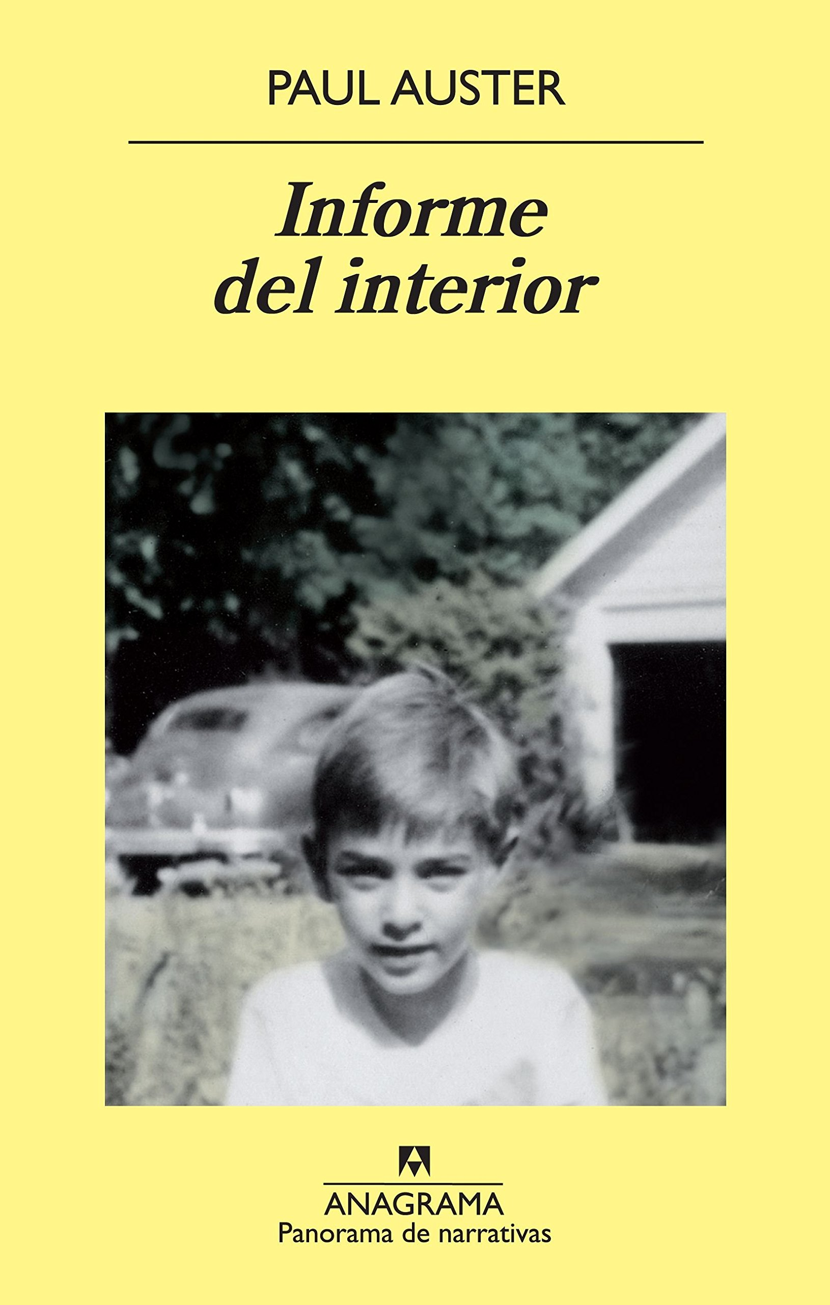 Informe del interior (Spanish Edition) ebook