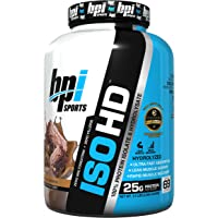 BPI Sports ISO HD 100% Protein Isolate & Hydrolysate