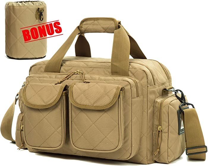 The Best Range Bag Desert Tan