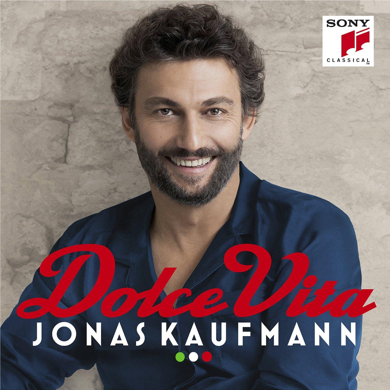 CD : Jonas Kaufmann - Dolce Vita (CD)