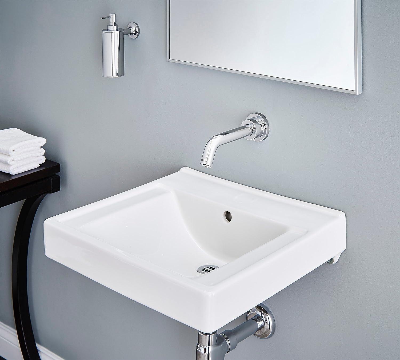 American Standard T06B302.002 - Grifo electrónico integrado (1,5 g/m²), color cromado: Amazon.es: Bricolaje y herramientas