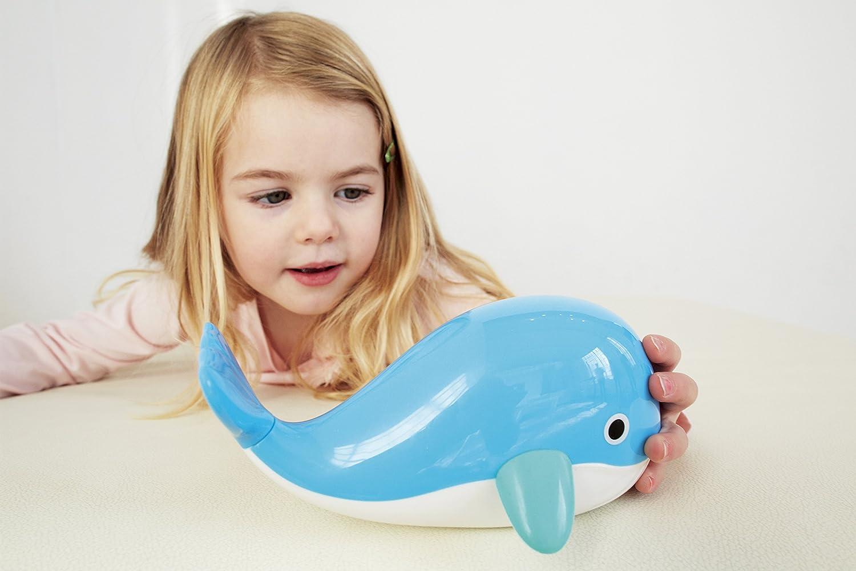 5010384 20 x 13 x 8 cm Pupazzo per bagno balena Kid O