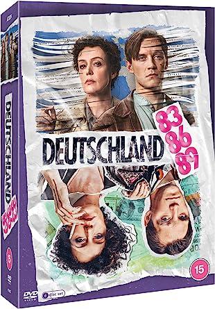 Deutschland '83, '86 & '89 Complete Boxed Set