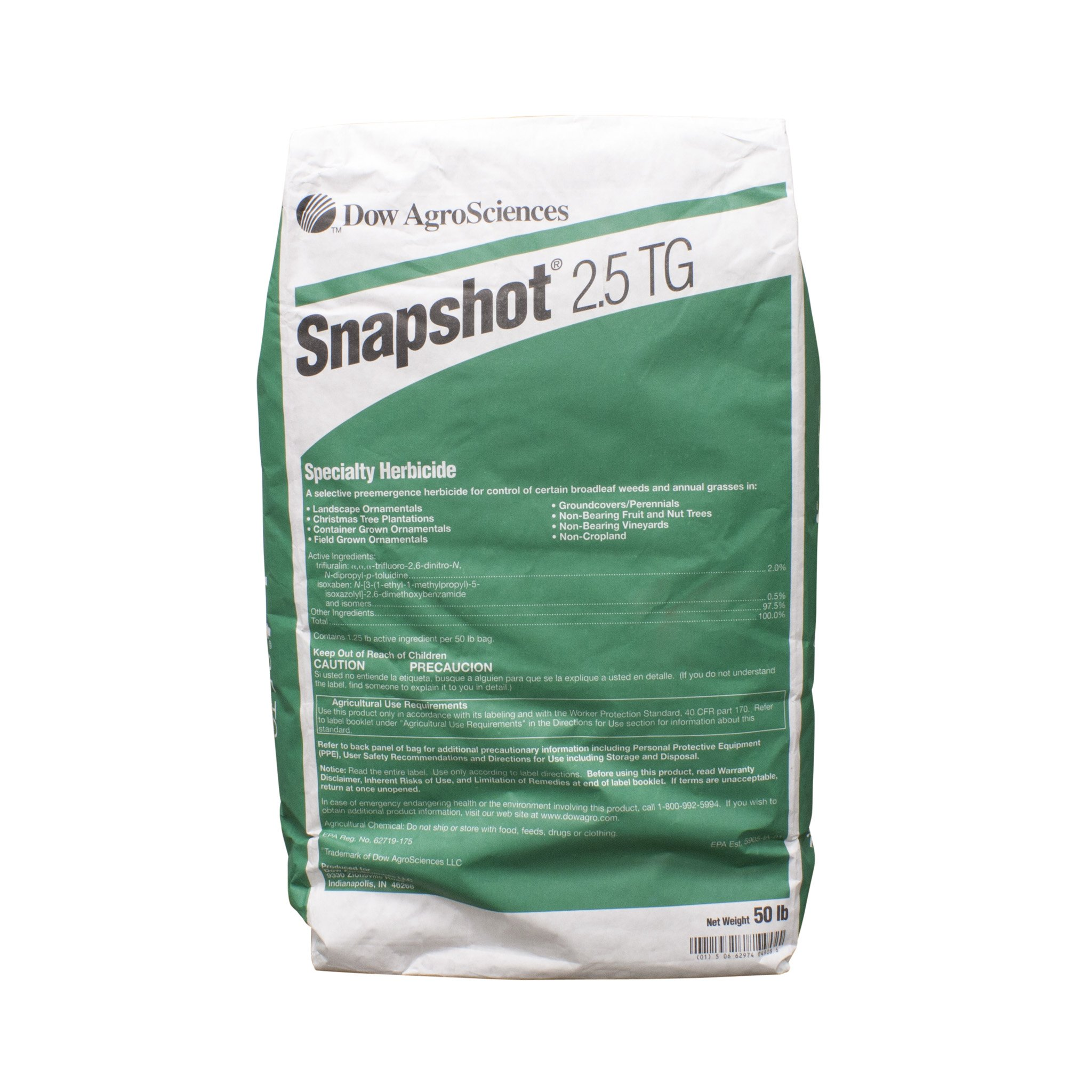 Snapshot 2.5 TG Granular Pre-emergent Herbicide by A.M. Leonard
