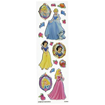 Sandylion Princess Gem Slim Sticker: Arts, Crafts & Sewing