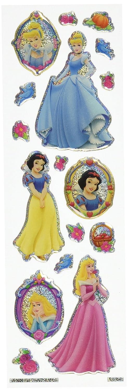 Sandylion Princess Gem Slim Sticker PDCL71