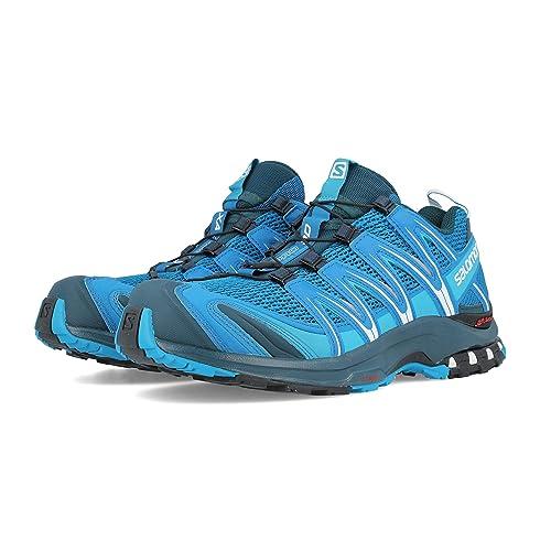 Salomon Hombre XA Pro 3D, Calzado de Trail Running: Amazon.es: Zapatos y complementos
