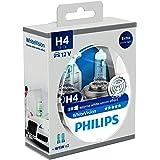 Philips 12342WHVSM bombilla para coche - bombilla para coches (60W, H4, Halógeno)