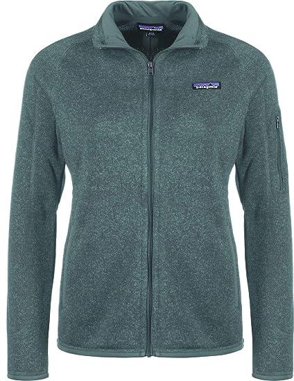 Amazoncom Patagonia Womens Better Sweater Fleece Jacket Medium