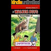 Treasure Hunters: The Walker Boys Adventure Series