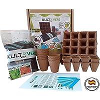 Kits de germinación para invernaderos